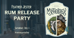 Mythology Distillery Rum Release