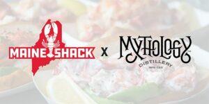 Maine Shack & Mythology Distillery Pop Up