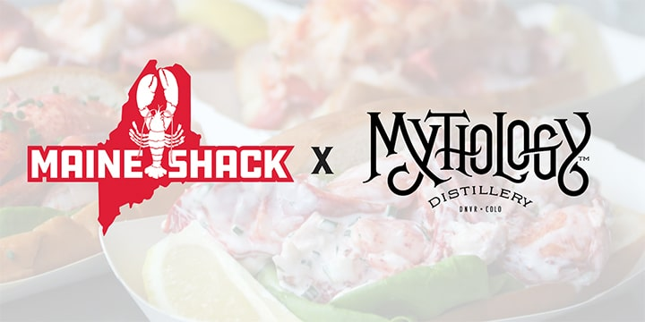 Maine Shack & Mythology Distillery Pop Up