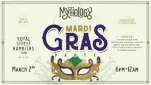 Mardi Gras Mythology Distillery