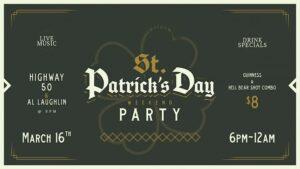 St. Patrick's Day Mythology Distillery