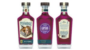 Mythology Distillery Special Release Vodka