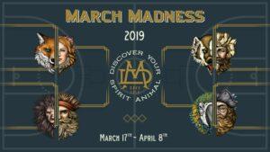 march madness bracket mythology distillery