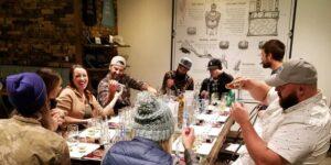 whiskey blending class
