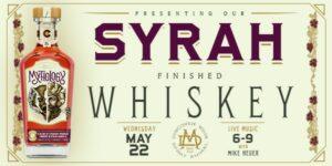 syrah whiskey