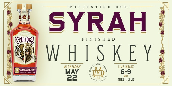 syrah whiskey