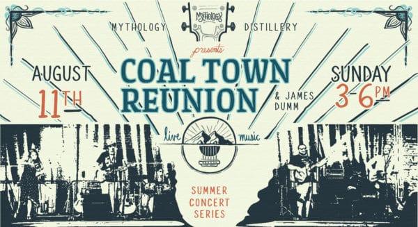 coal town reunion at mythology