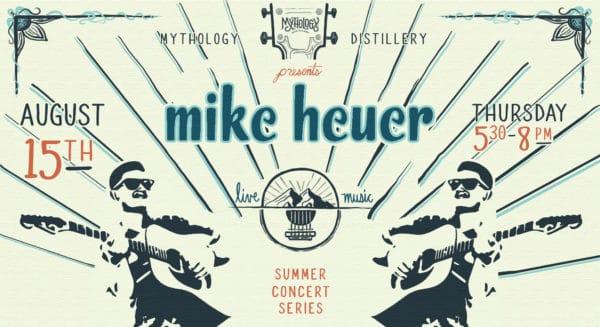 mike heuer at mythology