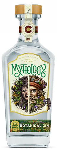Mythology Distillery x Denver Botanic Gardens Foragers Gin