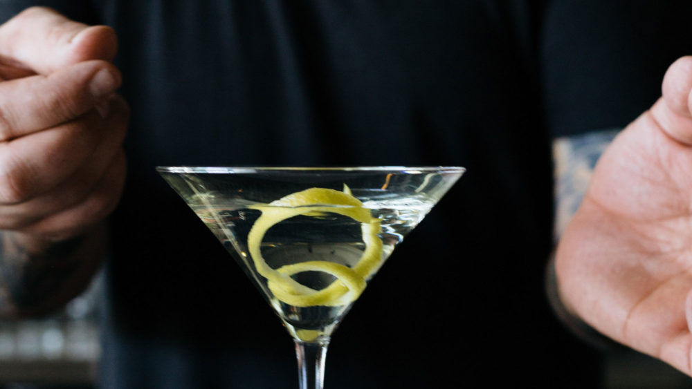 Mythology Martini
