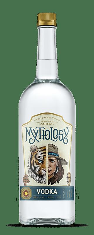 Mythology Distillery Jungle Cat Vodka